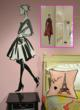 Fashion inspired Wall Decals and Locker Decals