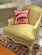 Eye of Beauty Pillow