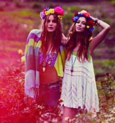 A look from Free People's March catalog
