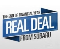 Subaru of New Zealand - Vehicle Real Deal