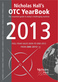 Nicholas Hall's OTC YearBook 2013