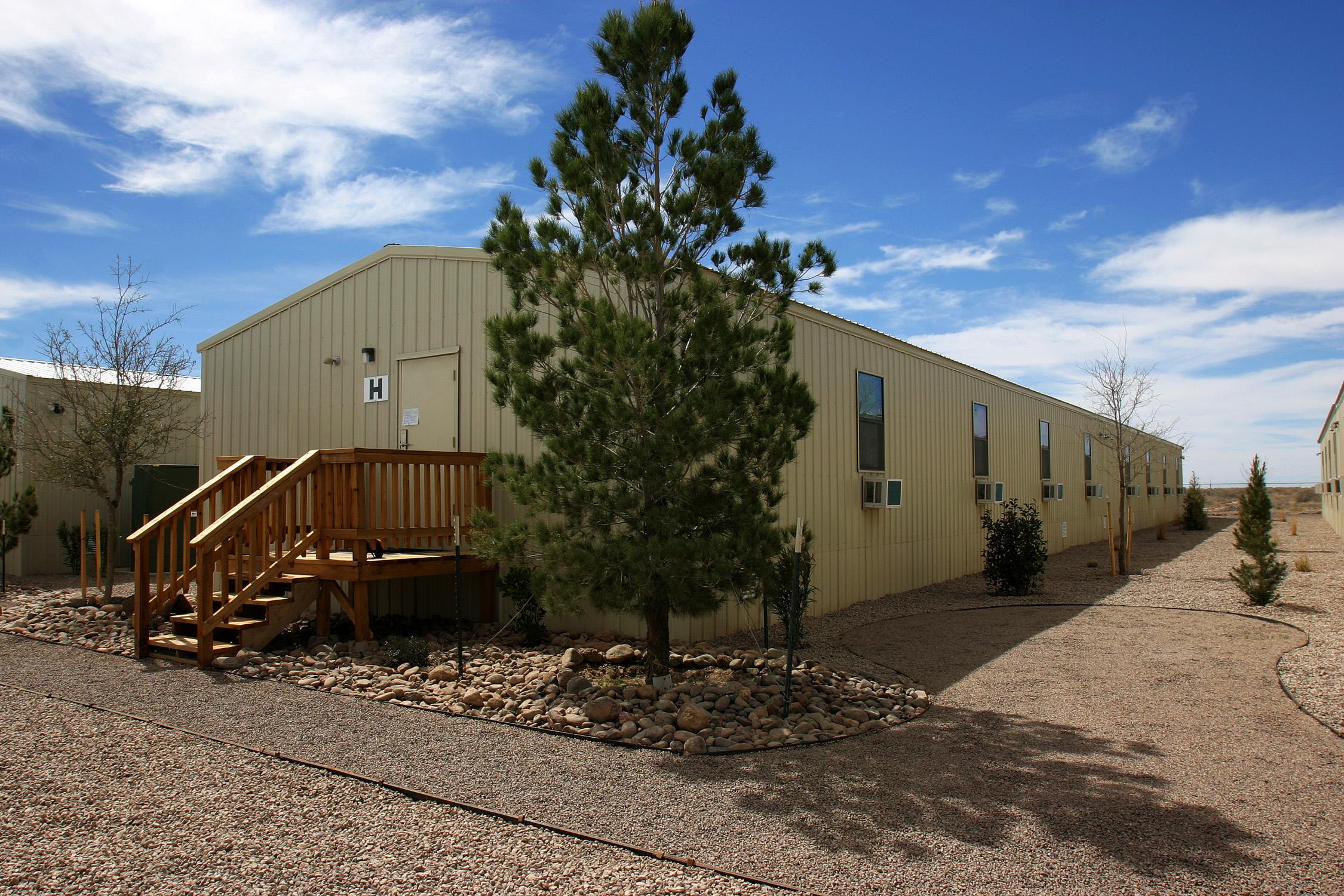 Palomar modular buildings releases man camp building floor for Camp building plans