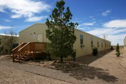 Man Camp in Pecos, TX