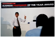 Business Professor of the Year Award