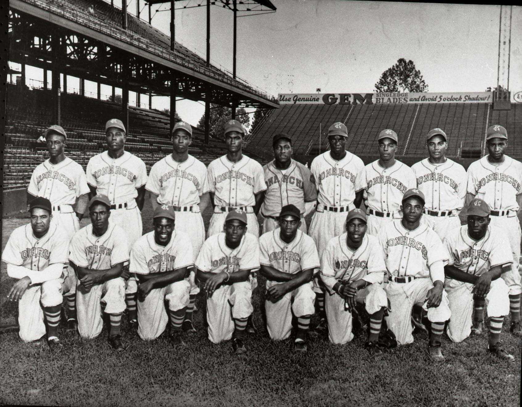 Kansas City Monarchs, 1945