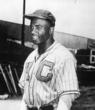 Jackie Robinson (Courtesy the Negro Leagues Baseball Museum)