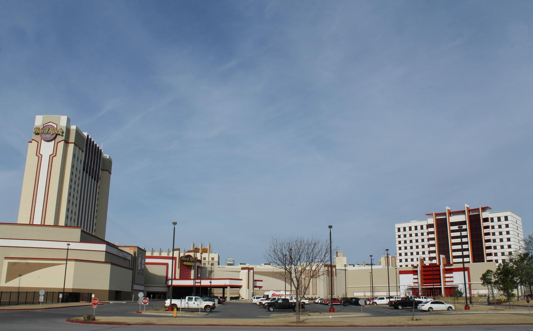 Tulsa hard rock casino age