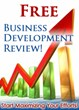 Another great free wervice from BizCentral USA, the Business Development Review
