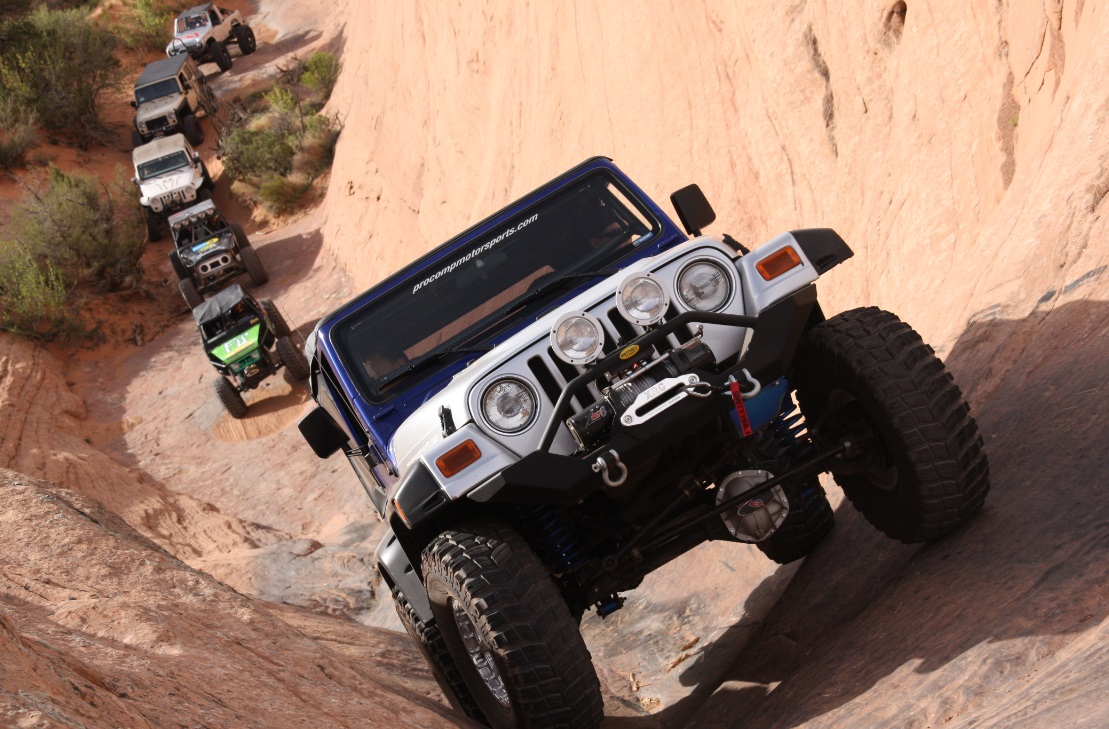 Lift Kits For Jeeps >> 4WD Teaming Up with Red Rock 4-Wheelers for Easter Jeep ...