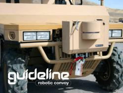 Guideline Robotic Convoy System on Polaris Ranger