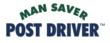 Man Saver Post Driver logo