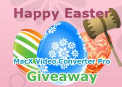 MacXDVD 2013 Easter Giveaway