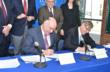 Westminster College Signs 3+3 Articulation Agreement with Logan...