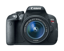 Canon EOS REBEL SL1 with EF-S 18-55mm IS STM Kit