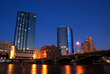 Downtown Grand Rapids fills with thousands of people each night.