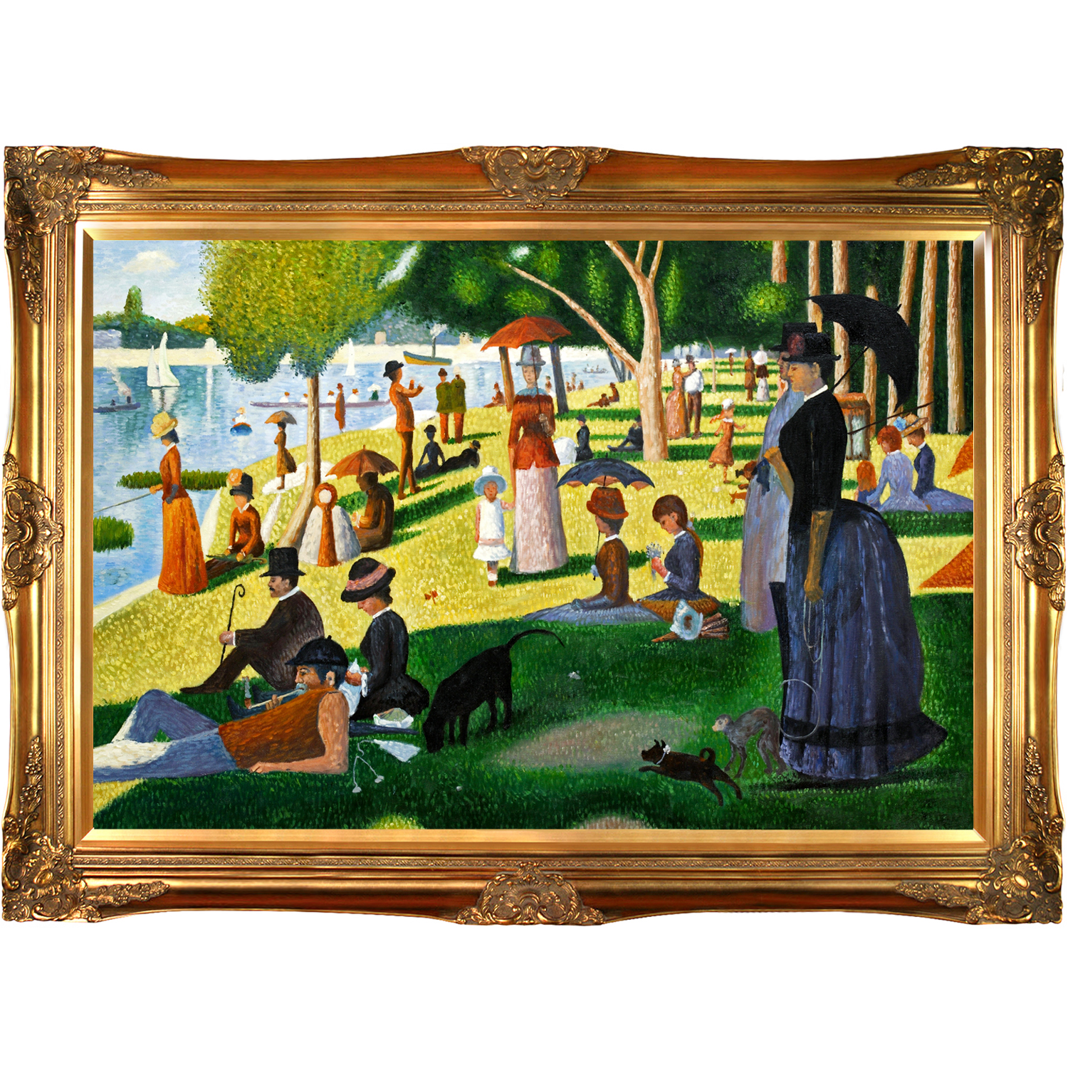 OverstockArt.com Names The Top Five Most Popular Paintings