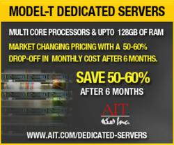 AIT Model-T Dedicated Servers