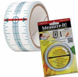 adhesive measuring tape