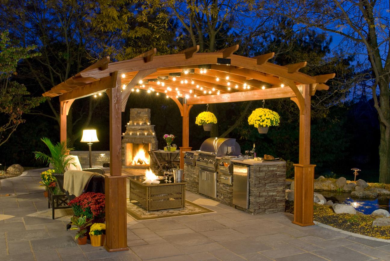 best in backyards announces new outdoor kitchen islands