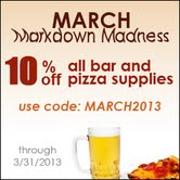 Save big with TigerChef's March Markdown Madness!