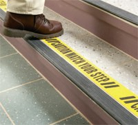 Caution Watch Your Step Tape