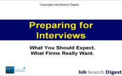 Private Equity Job Interview Training