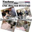 Seminar, CNC 101, Introduction to Sign Making
