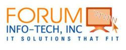 Forum Info-Tech, Inc Logo