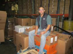 Gentle Giant Moving Company New York Manager Josh Charry