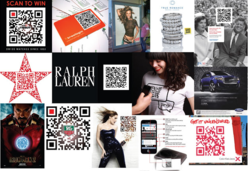 mobile marketing, qr codes
