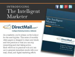 The Intelligent Marketer Powered by DirectMail.com