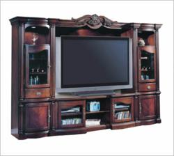 KEN100-4RX Kensington Expandable Entertainment Center by Parker House