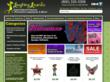 Laughing Lizards - Iron-on Patch and Hotfix Rhinestone Applique Company Releases New Website & Expands