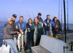 Ilwaco, fishing, kid's derby, trout, opening day, Long Beach Peninsula, sports fishing, charter fishing, Buoy 10, Washington coast