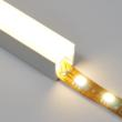 LED Channel with Diffuser for LED Strip Light Applications