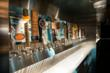 some of the 360 Micro Matic beer faucets at Howells & Hood in Chicago