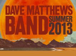 Dave Matthews Band Tickets On Sale