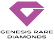 Genesis Rare Diamonds Logo