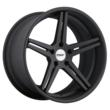TSW Alloy Wheels - Mirabeau in Matte Black