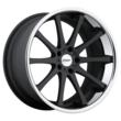TSW Alloy Wheels - The Jerez in Matte Black