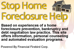 Stop Home Foreclosure Help