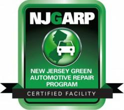 Certified Green Repair Facility