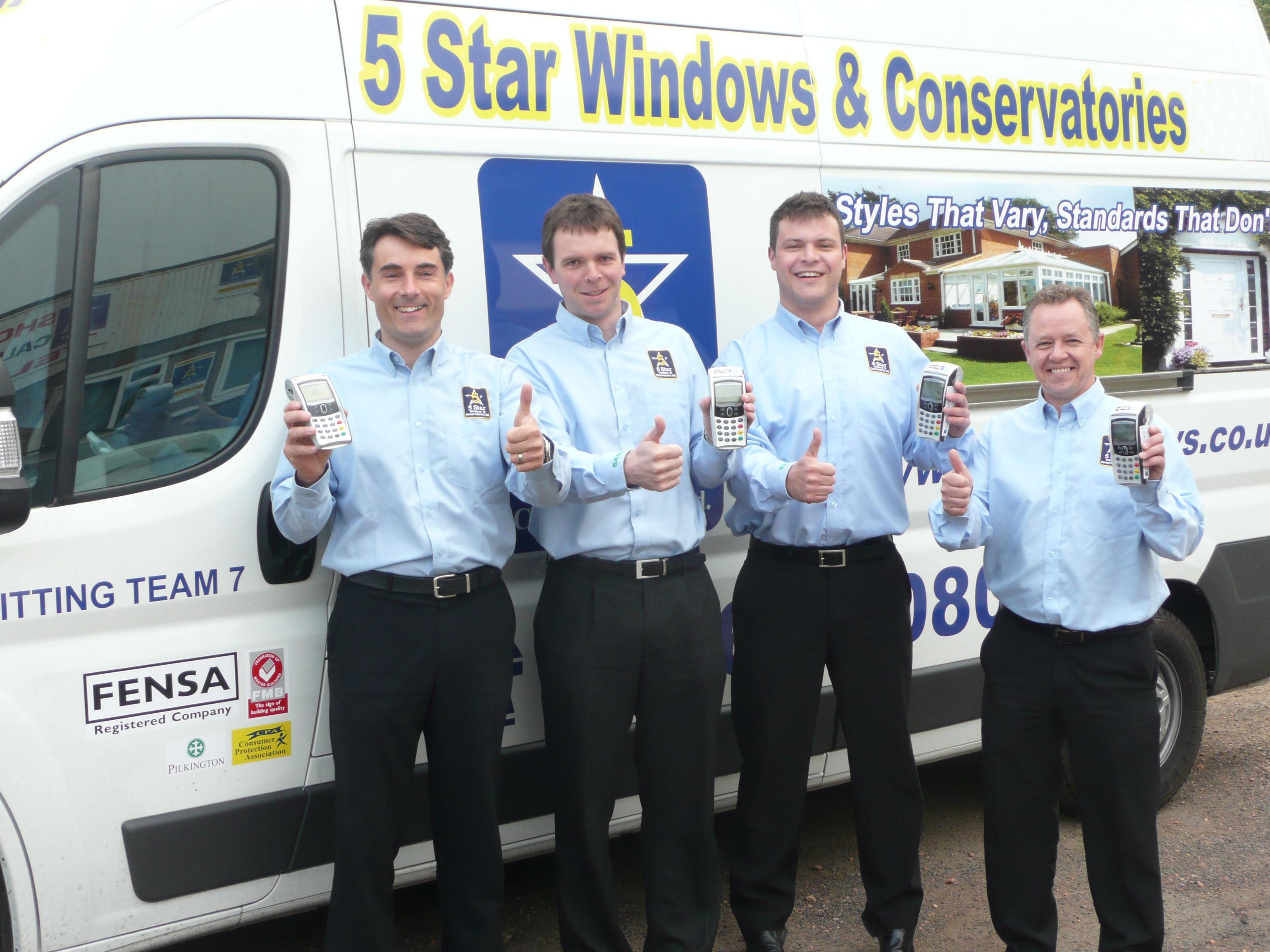 five star windows