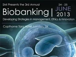 Biobanking Conference, London