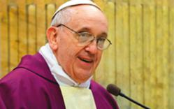 Pope Francis to be inaugurated Tuesday peculiarmagazine