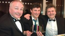 Seller Dynamics win at the Stirling Business Awards