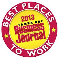 VectorLearning is a six-time Best Places to Work Finalist in Tampa!