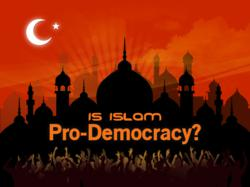 Is Islam Pro-Democracy? New Infographic