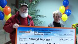 SmarTravel's 2012 $50,000 Grand Prize Winners from Anderson, IN