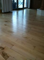 Wood Floor Refinishing With Execellent Customer Service